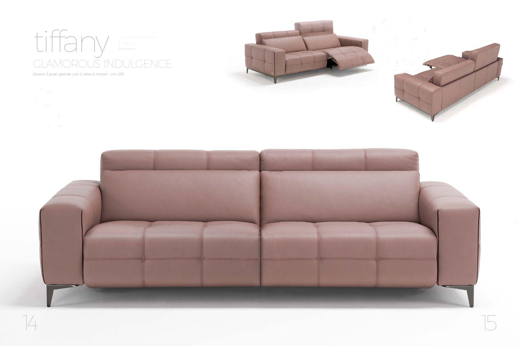 Monte Grappa Mobili tiffany relax kanapé
